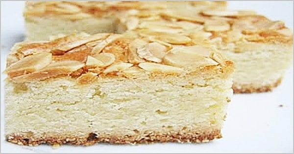 Ricotta & Almonds Cake